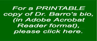 Dr. Arlene R. Barro profile - download pdf file for printing